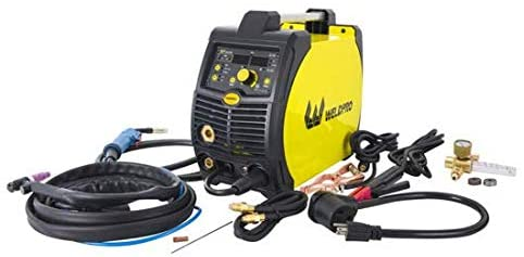 2020 Weldpro 200 Amp Multi-Process Welder