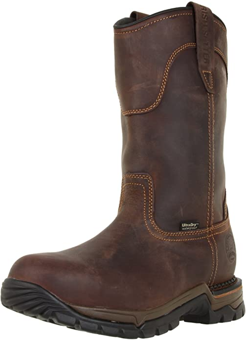 Irish Setter Men's Wellington Steel Toe Work Boots