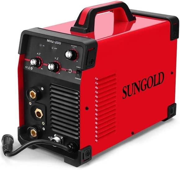 SUNGOLD POWER 200Amp Dual Voltage Welding Machine